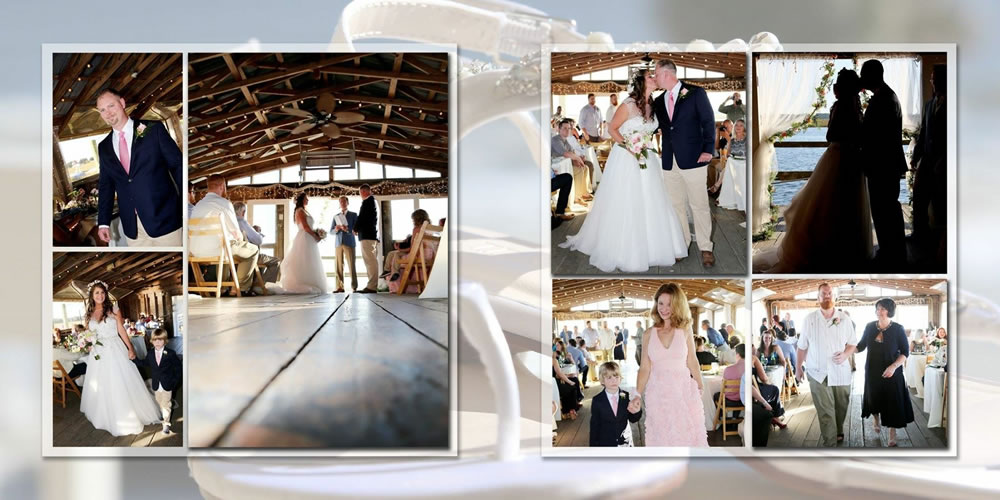 Boat House Wedding