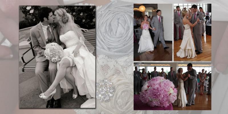 Carrie & Chris Wedding Storybook